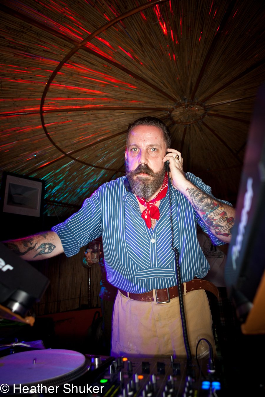 Andrew Weatherall love from outer space