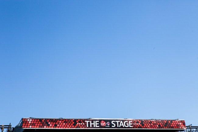 Main stage V Festival