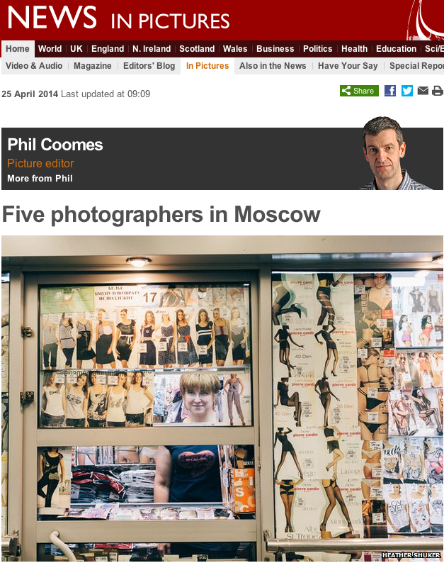photographers in moscow