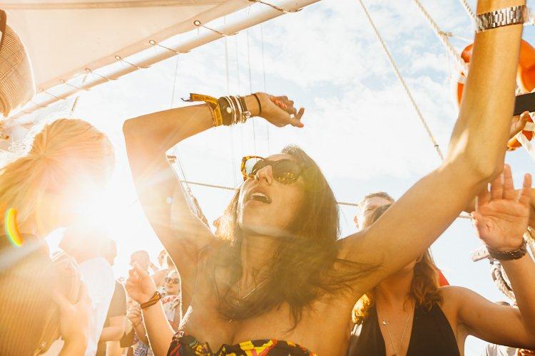 sunshine boat party festival croatia