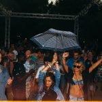 Barbarellas Tisno croatia in the rain