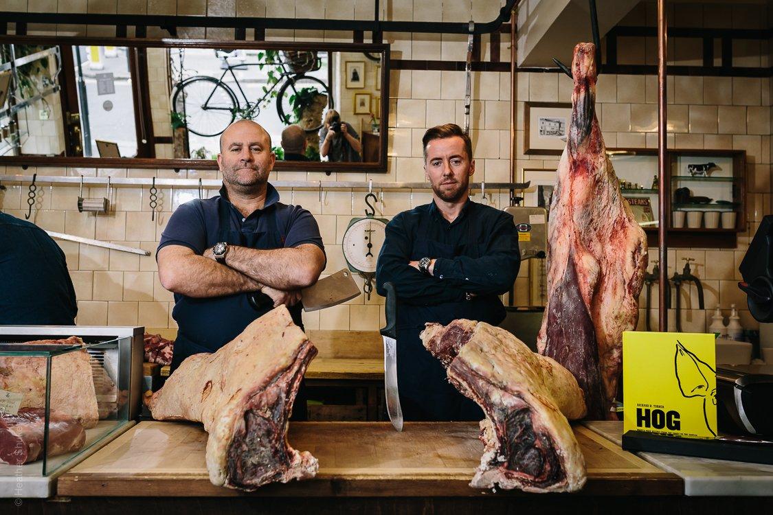 Turner & George Butcher