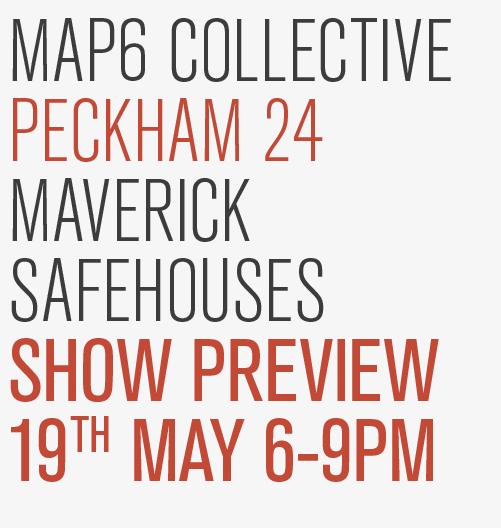peckham 24 + map6