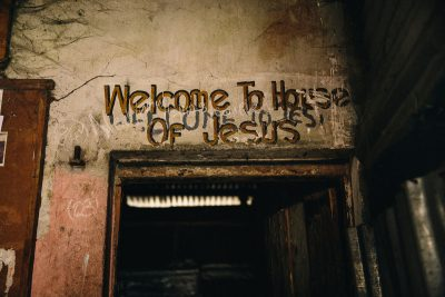 Welcome to the House of Jesus